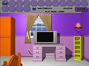 Игра Побег из пурпурной комнаты