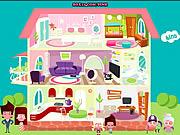 Игра Куклы дома