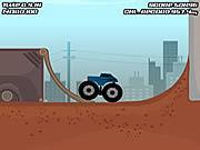 Игра Испытания грузовика