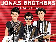 Игра Братья Джонас: Его О Времени