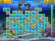 Игра Выплеск Fishdom морозный