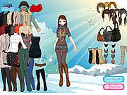 Игра Солнечный снег