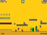 Игра Супер Вспышка Мира Марио 2