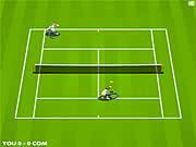 Игра Игра в теннис