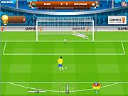 Игра Чемпионат Мира 2010 - Пенальти