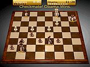 Игра Шахматы с Обамой играть бесплатно