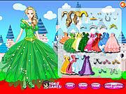 Игра Принцесса диснея