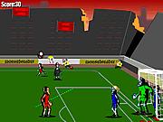 Игра Зомби-Футбол - Смертельное Пенальти