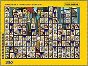 Игра Маджонг: Симпсоны