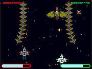 Игра Космическое вторжение