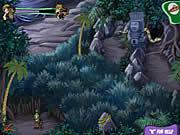 Игра Приключения Скуби Ду: Жуткий Обвал