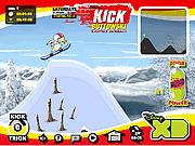 Игра Экстремальные гонки с Кик Бутовски