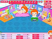 Игра Моя сладкая малышка 2