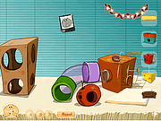 Игра Домашние любимцы дизайнеры: рай хомяка
