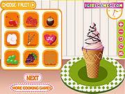 Игра Крутой Создатель Мороженого