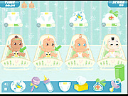 Игра Забота о малыше