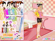 Игра Милые пижамы