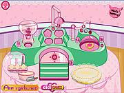 Игра Фабрика печенья Китти
