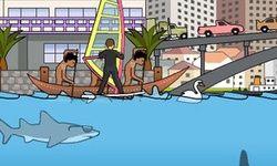Игра Сиднейская Акула