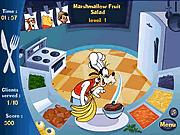 Игра Кухня Гуффи