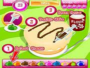 Игра Мастер пироженых