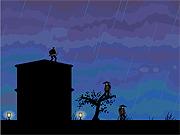 Игра Промокший Ниндзя