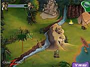 Игра Скуби Ду - река Рапид