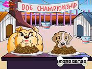 Игра Собачья Выставка