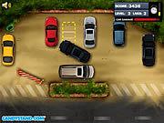 Игра Супер мир 2 стоянкы автомобилей