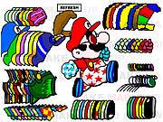 Игра Одень Марио