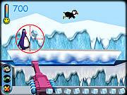 Игра Аркада пингвина