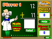 Игра Two Player Math Game
