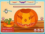 Игра Тыква на Хэллоуин