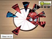 Игра Человек-паук. Пазл