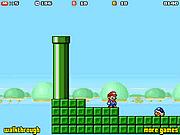 Игра Супер Марио - Спасти Луиджи