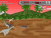 Игра Динозавры в Панике