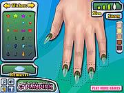 Игра Оригинал конструкции ногтя