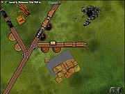 Игра Собери поезд