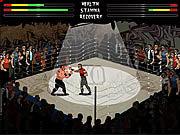 Игра Бокс на большой арене