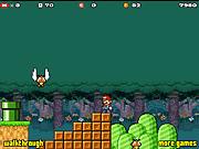 Игра Супер Марио - спасает жабу