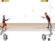 Игра Кровавая пушка
