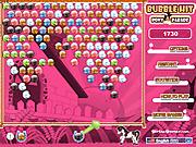 Игра Ударенный пузырь: Парад пониа