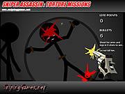 Игра Ассасин снайпер: Пытки