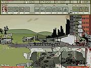 Игра Зомби против Жителей Трейлеров