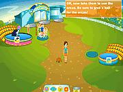 Игра Менеджер в океанариуме