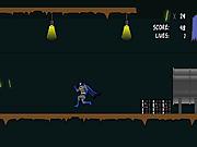 Игра Веселые приключения Бэтмана в пещере
