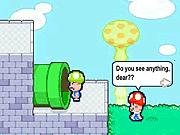 Игра Марио и Луиджи RPM