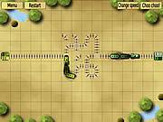 Игра Железная дорога