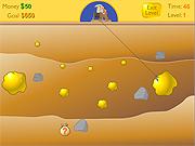 Игра Золотой шахтер