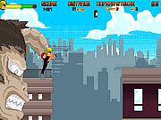 Игра Экстремальный бег через постройки